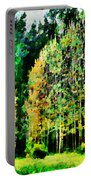 The Speckled Trees Portable Battery Charger