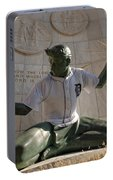 The Spirit Of Detroit Tigers Portable Battery Charger