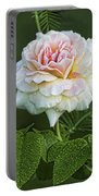 The Splendor Of The Rose Portable Battery Charger