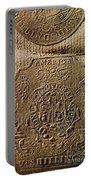 The Stamp Act Portable Battery Charger