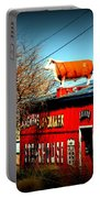 The Steakhouse On Route 66 Portable Battery Charger