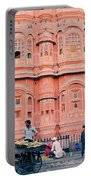 Street Life Of India Portable Battery Charger