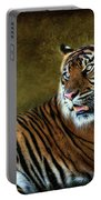 The Sumatran Tiger  Portable Battery Charger