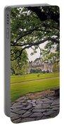 The Sundial Terrace, Glin Castle, Co Portable Battery Charger
