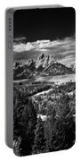The Tetons Portable Battery Charger