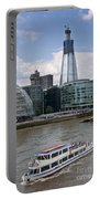 The Thames London Portable Battery Charger