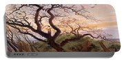 The Tree Of Crows Portable Battery Charger