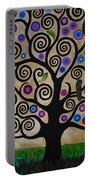The Tree Of Life Portable Battery Charger