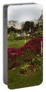 The Tuilleries Garden In Paris Portable Battery Charger