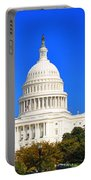 The United States Capitol Portable Battery Charger