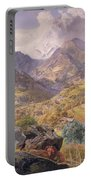 The Val D'aosta Portable Battery Charger by John Brett