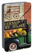 The Vermont Country Store Portable Battery Charger