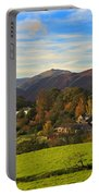 The Village Of Watermillock In Cumbria Uk Portable Battery Charger