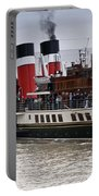 The Waverley Paddle Steamer Portable Battery Charger