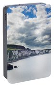 The White Cliffs Of Carrick A Rede Portable Battery Charger