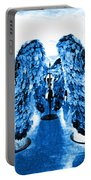The Wings Of Fallen Angels Portable Battery Charger