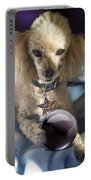 The Wizard Of Dogs Portable Battery Charger