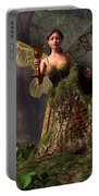 The Wood Sprite Portable Battery Charger