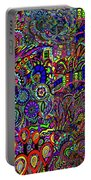 The World Largest Migraine Artwork Portable Battery Charger