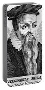Theodore De B�ze (1519-1605) Portable Battery Charger