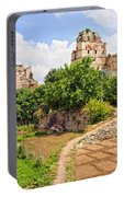 Theodosius Walls In Istanbul Portable Battery Charger