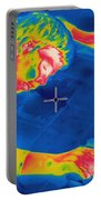 Thermogram Crime Scene Portable Battery Charger