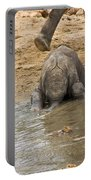 Thirsty Young Elephant Portable Battery Charger