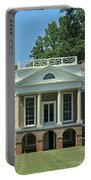 Thomas Jeffersons Poplar Forest Portable Battery Charger