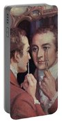 Thomas Young, English Polymath Portable Battery Charger by Science Source