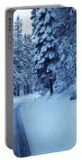 Through The Snow Portable Battery Charger