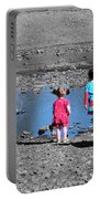 Throwing Stones Portable Battery Charger