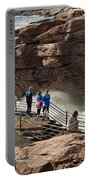Thunder Hole Acadia Portable Battery Charger