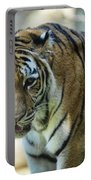 Tiger - Endangered - Wildlife Rescue Portable Battery Charger