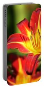 Tiger Lily0239 Portable Battery Charger
