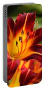 Tiger Lily0272 Portable Battery Charger
