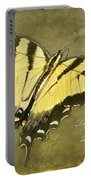 Tiger Swallowtail Butterfly - Papilio Glaucas Portable Battery Charger