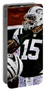 Tim Tebow  -  Ny Jets Quarterback Portable Battery Charger