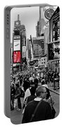 Times Square New York Toc Portable Battery Charger