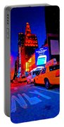 Times Square Nitelife Portable Battery Charger