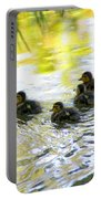 Tiny Baby Ducks Portable Battery Charger