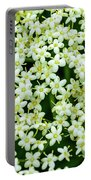 Tiny Flowers Portable Battery Charger
