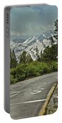 Tioga Pass Gateway To Yosemite Portable Battery Charger