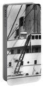 Titanic: The Bridge, 1912 Portable Battery Charger