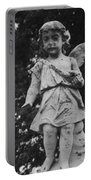 Tombstone Angel Bw Portable Battery Charger