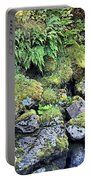 Tongass Fern Portable Battery Charger