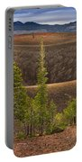 Top Of Cinder Cone Portable Battery Charger