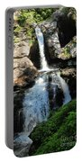 Top Of Kent Falls Portable Battery Charger