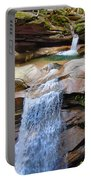 Top Of Sabbath Day Falls Portable Battery Charger