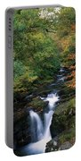 Torc Waterfall, Ireland,co Kerry Portable Battery Charger