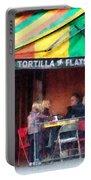 Tortilla Flats Greenwich Village Portable Battery Charger